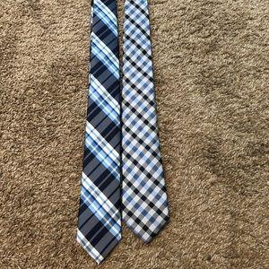 2 ties